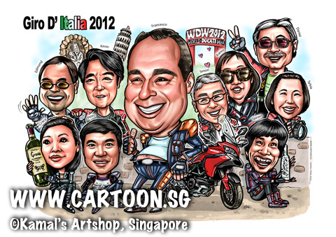 2014-04-21-caricature-singapore-group-digital-motorbike-jackets-fun-love-gift-ducati-italian-farewell-travel-naked-pisa-towel-cool.jpg