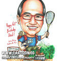 2014-05-27-Birthday-LKY-Book-Squash-Racquet-Mountain-Nature-Reserve-Trekking-Gear-Sports-Attire-Shaw-Lido-Cinema