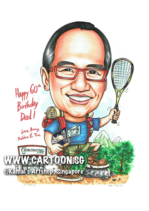 2014-05-27-Birthday-LKY-Book-Squash-Racquet-Mountain-Nature-Reserve-Trekking-Gear-Sports-Attire-Shaw-Lido-Cinema.jpg