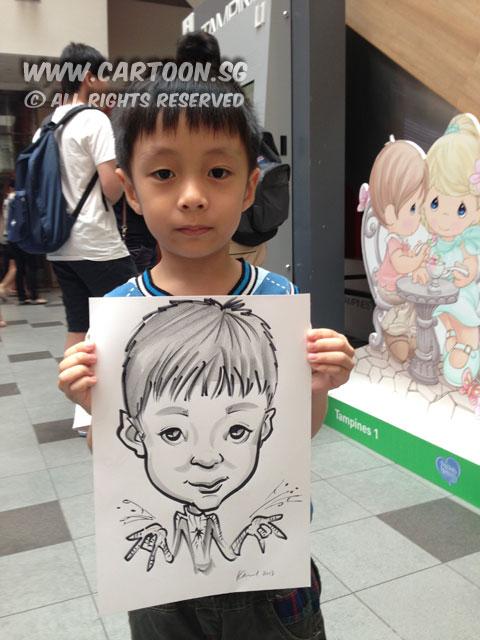 2013-06-29-UOB-roadshow-caricature-event-spider-man-drawing.jpg