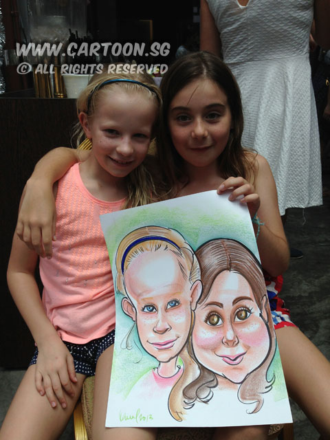 2013-08-17-caricature-macritchie-reservoir-park-