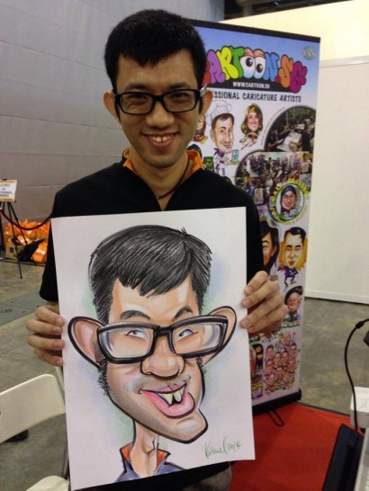 2014-03-28-Colour-events-caricature-by-caricaturists