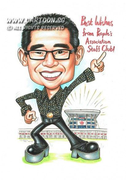 2014-08-08-PA-Office-Building-Superstar-Sequin-Shirt-Best-Wishes-Farewell