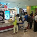 Raffles City Push Cart Stall