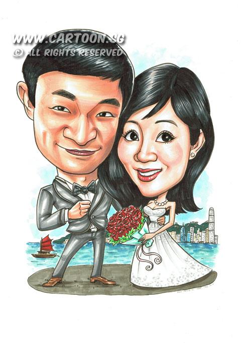 2014-10-23-Wedding-Couple-Gown-Suits-Hong-Kong-Landmark-Hand-Bouquet-Shoe-River.jpg