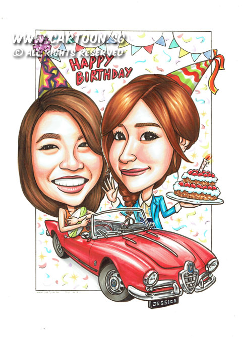 2015-02-05-Red-Convertible-Alfa-Romeo-Car-Happy-Birthday-21st-Birthday-Cake-Kpop-Star-Jessica-Rugby.jpg