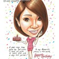 2015-03-14-Birthday-cake-Stripe-dress-Happy-Best-Wishes-Boyfriend-Short-Hair