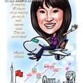 2015-03-16-Caricature-Singapore-Digital-farewell-gift-SQ-flight-merlion-mbs-mrt-map-china