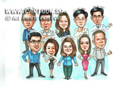 2015-05-12-Singapore-Caricature-Group-Casual