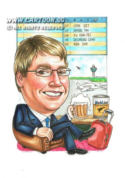 2015-05-16-Singapore-Caricature-Mug-Cigar-Beer-Mobil-Jet-Oil-Airport-Aeroplanes-Lugguage-Chart