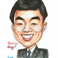 2016-06-17-Caricature-Singapore-mugshot-school-Colleague-Boss-Friend-Farewell