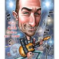 2016-06-27-Caricature-Digital-Birthday-rockstar-guitar-consert-gift