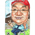 2016-07-08-Caricature-Singapore-football-soccer-field-stadium-broken-chair-coach-hongkong-legend
