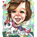 2017-06-23-Caricature-Singapore-unicorn-fairy-fantasy-sweet-pastel-colourful