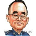 2017-07-05-Caricature-Singapore-ICA-police-uniform-mugshot