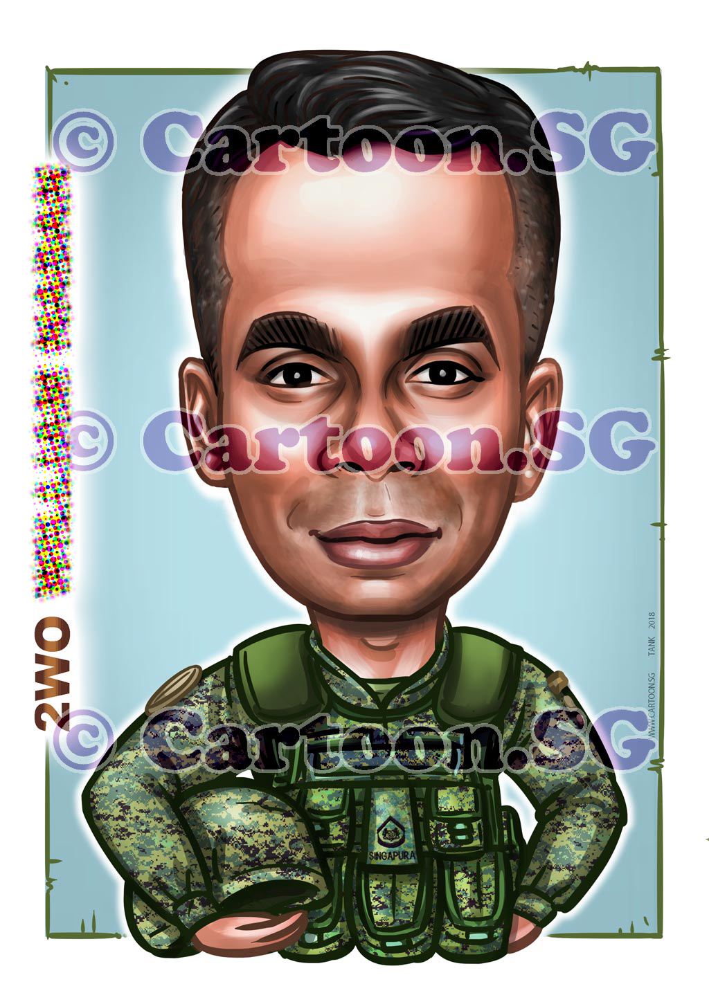 2018-02-18-Caricature-Singapore-digital-army-special-foeces-SAF-ILBV-jacket-vest-gift.jpg