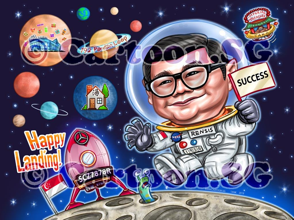20180311-Caricature-Singapore-digital-astrounant-nasa-solar-systems-planets-space.jpg