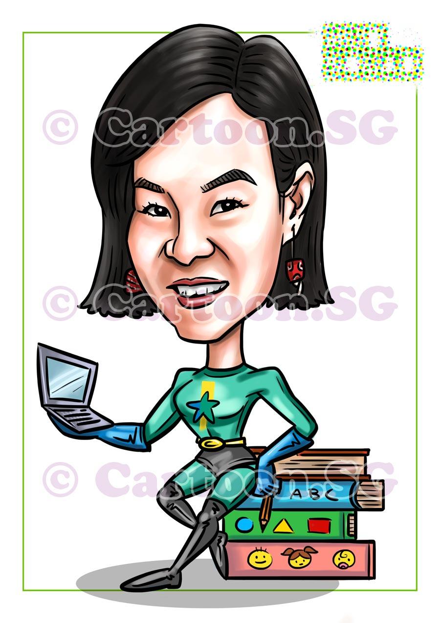 20180404-Caricature-Singapore-digital-starhub-mugshot-JennLee.jpg