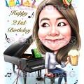 Gift for Birthday Girl
