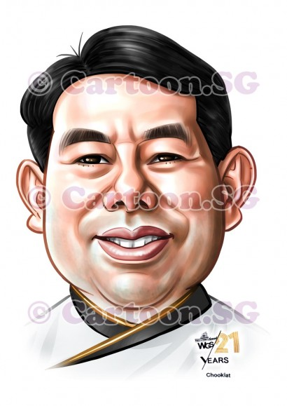 20180621-Caricature-Singapore-digital-mugshot-chef