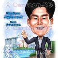 20190305-Caricature-Singapore-digital-Tadano-japanese-suit