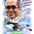 20190530-Caricature-Singapore-digital-farewell-aeroplane-globe-travel