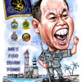 20190610-Caricature-Singapore-digital-sea-navy-uniform-light-house-flag