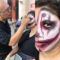 Facepainting event