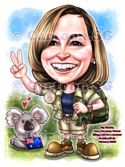 20200131-Caricature-Singapore-digital-boss-aussie-kuola-bear-outdoor-propety-guru